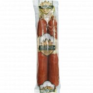 Колбаса варено-копченая «Минская салями» бессортовая, 1 кг., фасовка 0.9-1.1 кг