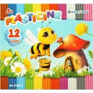 Пластилин 12 цветов