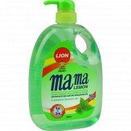 Средство «Mama Lemon» зеленый чай, 1л.