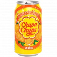 Напиток безалкогольный «Chupa Chups» апельсин, 0.345 л.