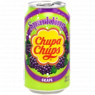 Напиток безалкогольный «Chupa Chups» виноград, 0.345 л.