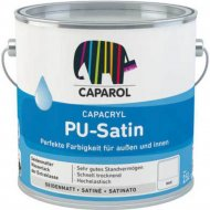 Эмаль «Caparol» CX Capacryl Pu-Satin B M, 2.4 л