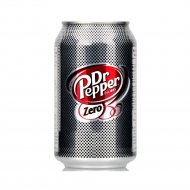 Напиток сильногазированный «Dr. Pepper Diet» 0.33 л.
