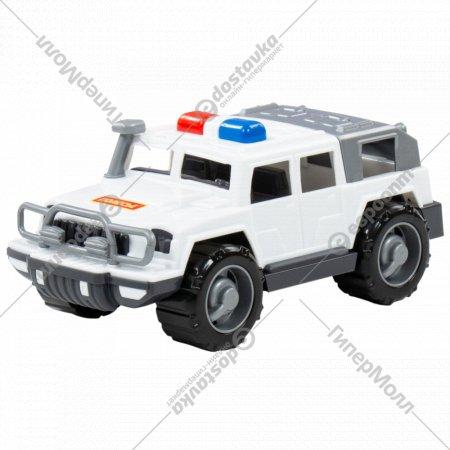 Автомобиль-джип патрульный