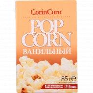 Попкорн «CorinCorn» ванильный 85 г.