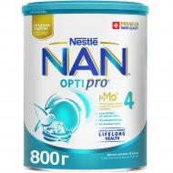 Детское молочко «NAN 4» для детей с 18 месяцев, 800 г