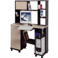 Компьютерный стол «Олмеко» Костер-6, венге/клен азия