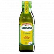 Масло оливковое «Monini» Classico Extra Virgin нерафинированное 0.25 л.