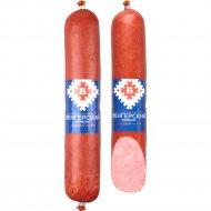 Колбаса «Сервелат Венгерский» 1 кг., фасовка 0.5-0.6 кг