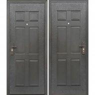 Дверь входная «Кайзер» К13, Коричневый, R, 205х96 см