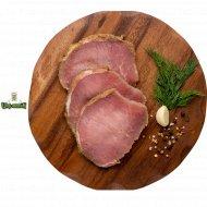 Продукт мясной из свинины «Полендвица от шефа» соленая, в вакууме, 1/150 .