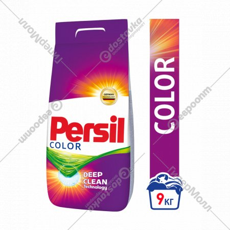 Стиральный порошок «Persil» Color для цветного белья, 9 кг.