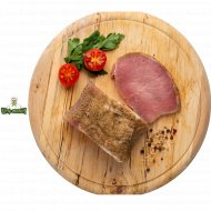 Продукт мясной из свинины «Полендвица от шефа» соленая, в вакууме, 1/300 .