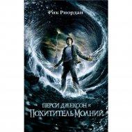 Книга «Перси Джексон и похититель молний» Р.Риордан.