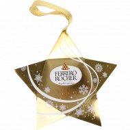 Конфеты хрустящие «Ferrero Poshen»из молочного шоколада, 37.5 г.
