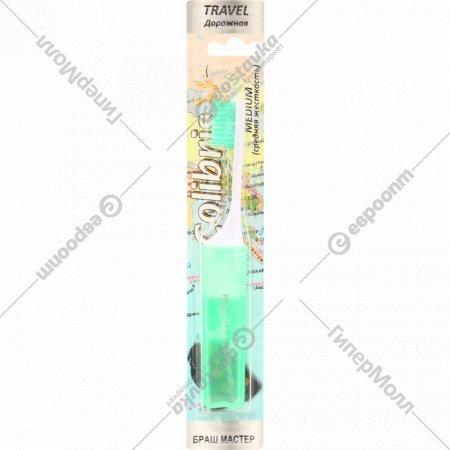 Дорожная зубная щетка, 0908.