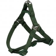 Шлея «Trixie» Premium One Touch harness, L, 65-80смх25мм, лес.