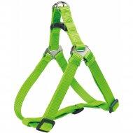 Шлея «Trixie» Premium One Touch harness, L, 65-80смх25мм, яблоко.