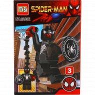 Игрушка конструктор «Spider-man».