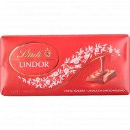 Шоколад молочный «Lindor» 100 г.
