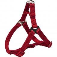 Шлея «Trixie» Premium One Touch harness, XL, 80-100смх25мм, красный.