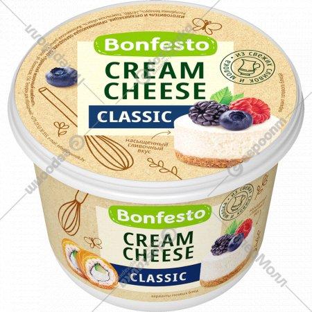 Сыр мягкий «Bonfesto» Cream Cheese, 70%, 500 г