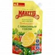 Майонез «Махеевъ» провансаль с лимонным соком, 380 г.