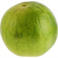 Арбуз «Чарльстон Грей» светлый, 1 кг, фасовка 6.5-8.5 кг