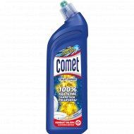 Средство для чистки и мытья унитазов «Comet» лимон, 700 мл.