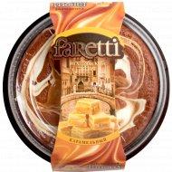 Торт бисквит «Faretti» карамель, 400 г.