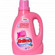 Средство моющее синтетическое «Brilless» для деликатных тканей, 1 л.