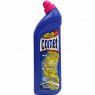 Чистящий гель «Comet» лимон, 850 мл.