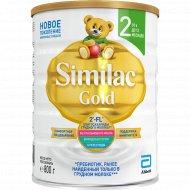 Смесь сухая «Similac» Gold 2, 800 г.