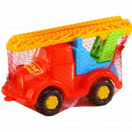 Игрушка-автомобиль «Борька» пожарный.
