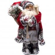 Статуэтка «Belbohemia» Дед Мороз, 46 см, красный.