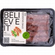 Колбаски «BELIEVE IT» замороженные, 300 г
