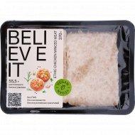Фарш со вкусом цыпленка «BELIEVE IT» замороженный, 370 г