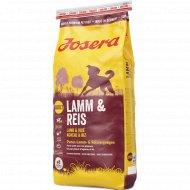Корм для щенков «Josera» lamb&rice, мясо ягнёнка с рисом, 15 кг.