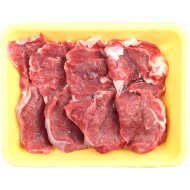 Длиннейшая мышца говяжья, замороженная, 1 кг., фасовка 0.3-0.5 кг