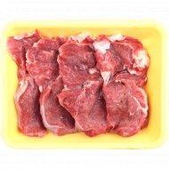 Длиннейшая мышца говяжья, замороженная, 1 кг., фасовка 0.34-0.9 кг