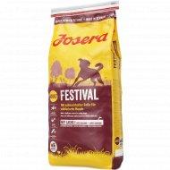 Корм для собак «Josera» festival, мясо птицы и лосося, 15 кг.