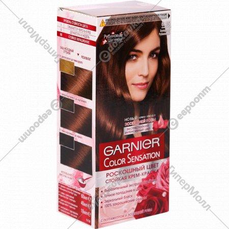 Краска для волос «Garnier Color Sensation» холодный рубиновый, 6.15.