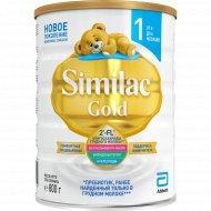 Смесь сухая «Similac gold» 800 г.