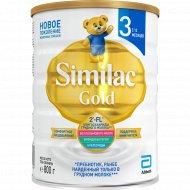Смесь сухая «Similac» Gold 3, 800 г.