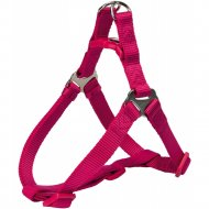 Шлея «Trixie» Premium One Touch harness, М, 50-65смх20мм, фуксия.