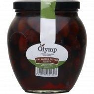 Оливки каламата «Olymp» без кости, 1000 г.