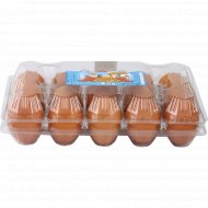 Яйца куриные «Солигорская птицефабрика» Золотые, С1, 15 шт