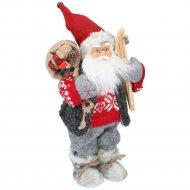 Статуэтка новогодняя «Belbohemia» Санта Клаус, 16х11х30 см.