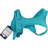 Шлея «Trixie» Soft harness, мягкая, XS-S, 30–45 смх15 мм, океан.