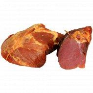 Продукт из свинины «Окорок по-тамбовски» сырокопченый, 1 кг.